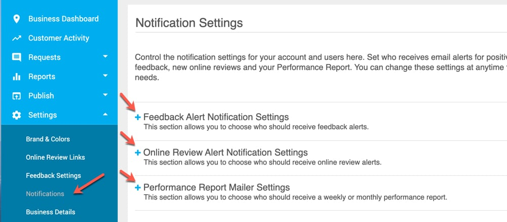 reputation-management-notification-settings